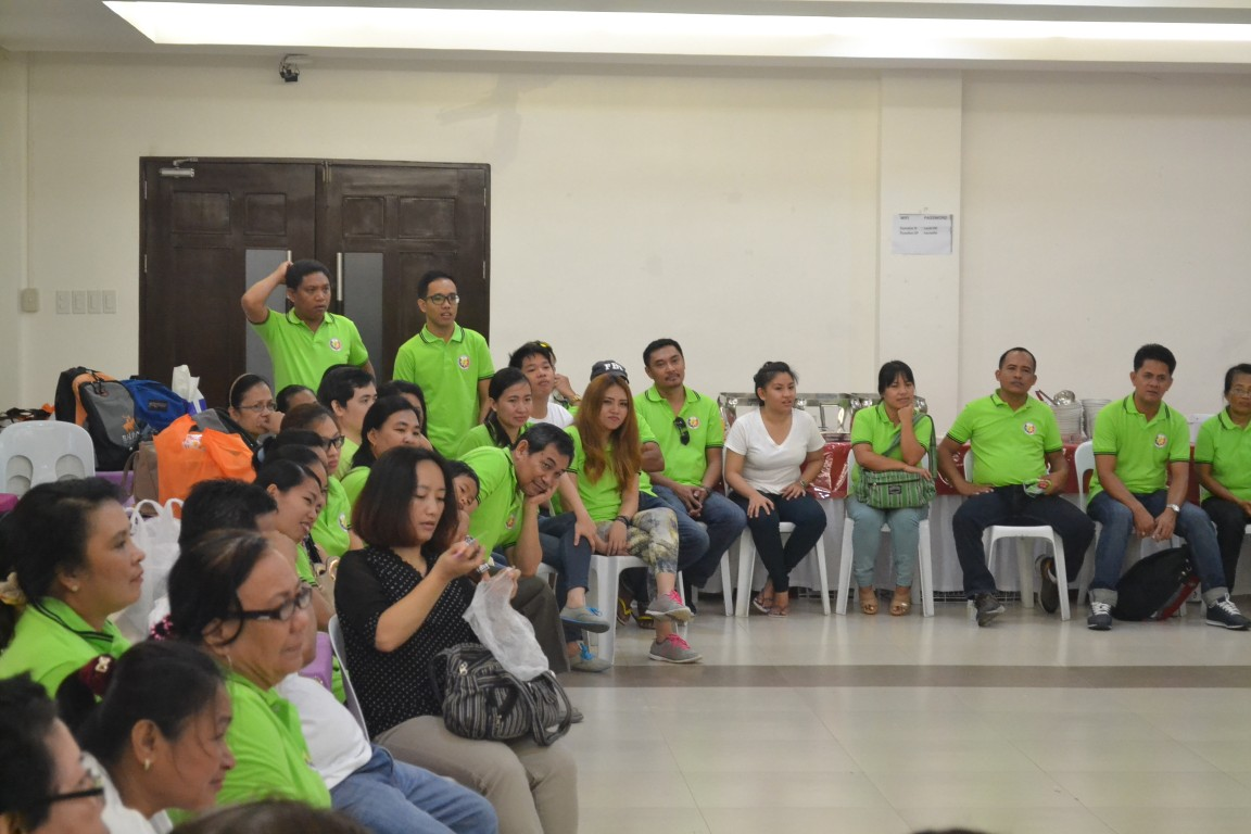 2016 Year end assessment NCIP region 3 – Gender and development program 2016 – team building